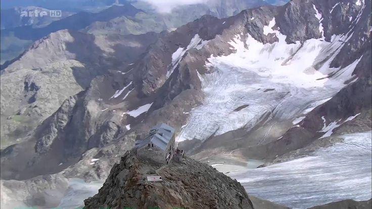 Doku Reihe Die Alpen von oben: Vom Inntal ins Ötztal
