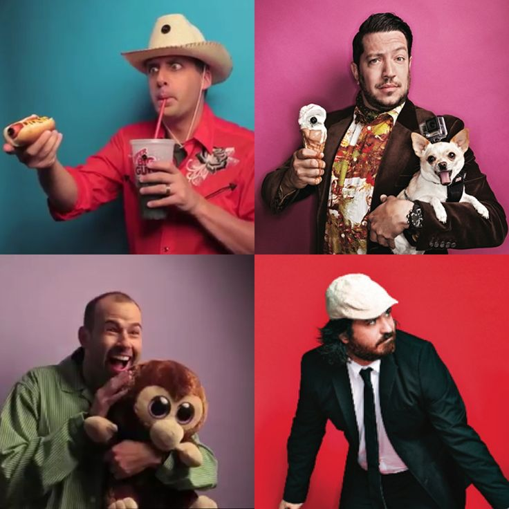 I love these guys!! Impractical Jokers