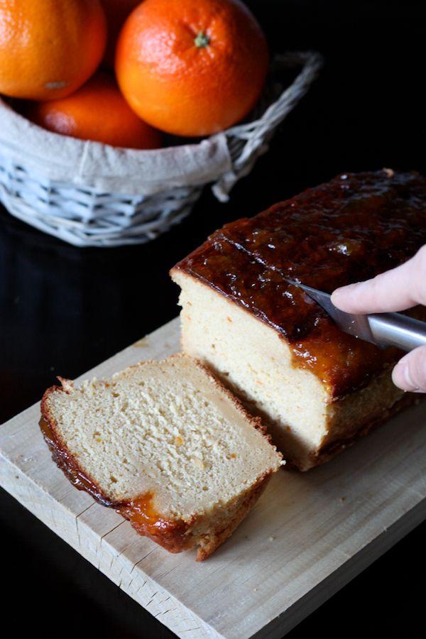 Cake incroyable au yaourt et à la marmelade d'oranges amères | Cuisine en scène - CotéMaison.fr
