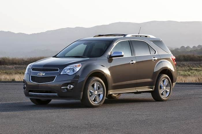 2015 Chevy Equinox Changes And Release Date http://www.driveclassicchevy.com/