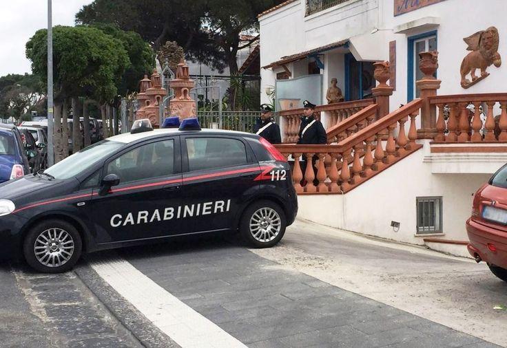 Casamicciola Terme: arrestati i responsabili di furti di preziosi oggetti in ceramica