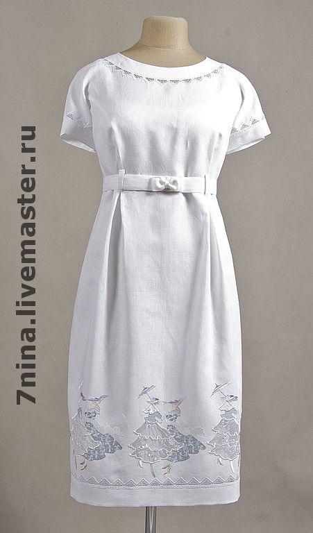 Купить женскую одежду с украинской вышивкой