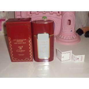Must De Cartier Soft Body Milk 125 ML/4.2 OZ Original Formula New In Box | Health & Beauty | Fragrances | Women | Happeno