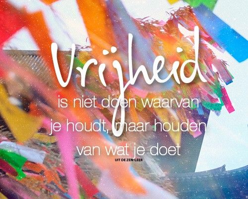 Vrijheid | Happinez e-cards - Happinez