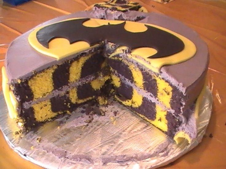 Batman - CakeCentral.com