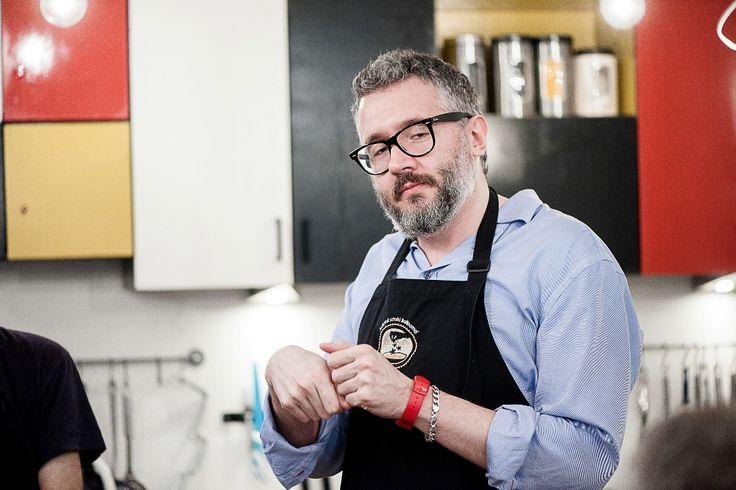 Alfredo Boscolo / warsztaty gotowania / Kuchnia Dantego
