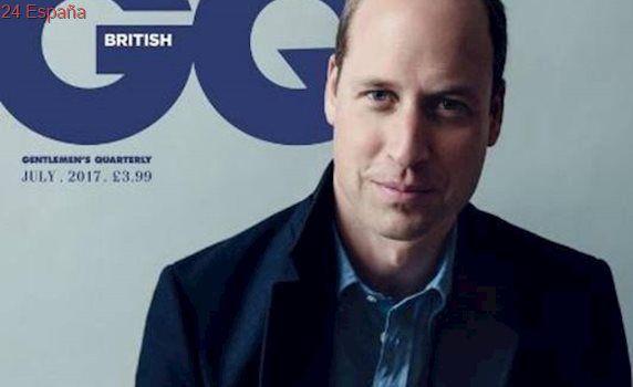 El Príncipe Guillermo desvela el drama que sufrió después de la muerte de su madre