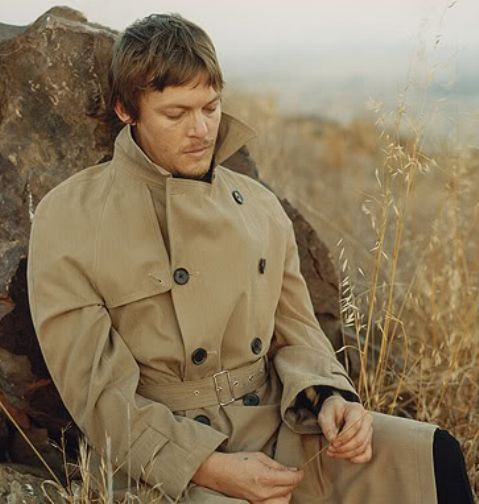 Norman Reedus Modeling | Norman Reedus: some Prada and D ...