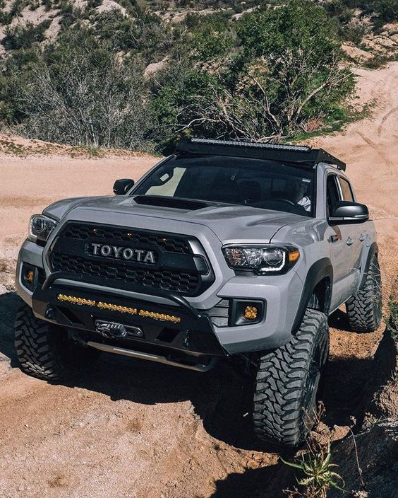 TOYOTA GREY BEAST SUV #Offroader