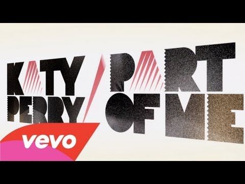 "Official lyric video for Katy Perry's ""Part of Me"" debuted at the 2012 GRAMMY Awards and available on her upcoming March 26, 2012 album 'Teenage Dream: The C..."