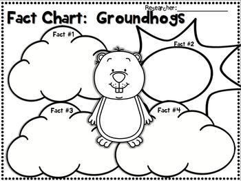 84 best Groundhog Day Activities images on Pinterest