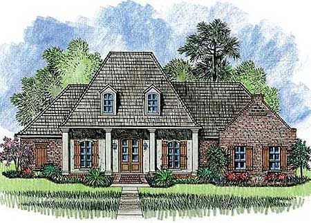 118 best images about acadian style house plans on for Acadian house plans with bonus room