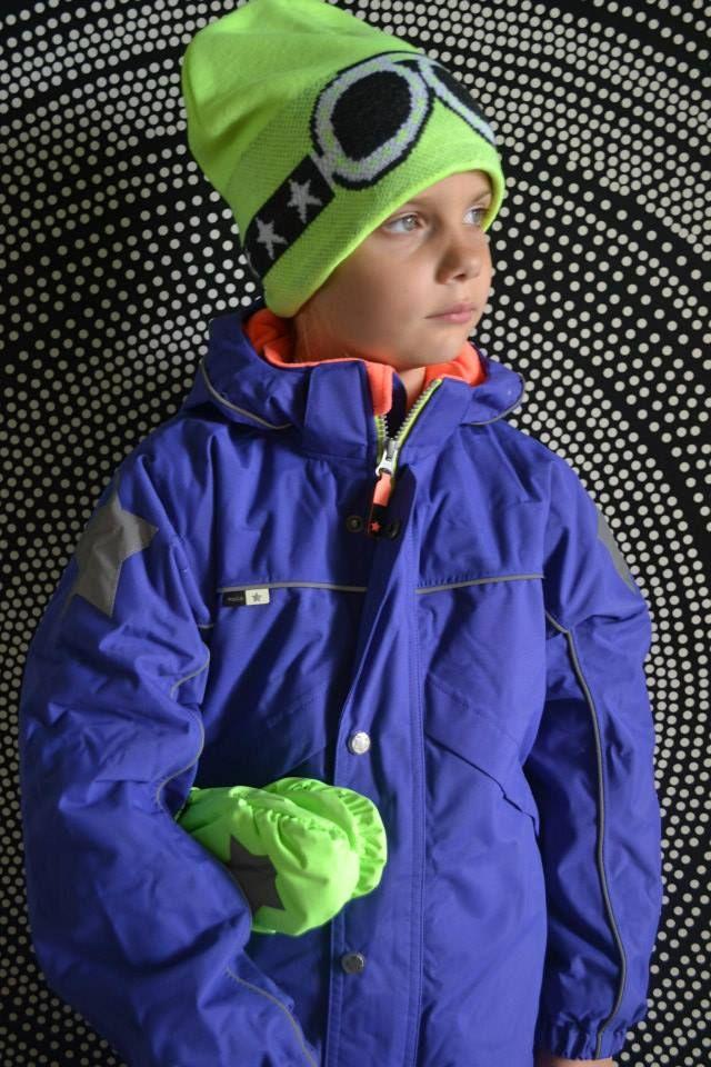 www.aatio.fi, Aati O, lastenvaatteet, Molo Kids, Polaris Spectrum Purple