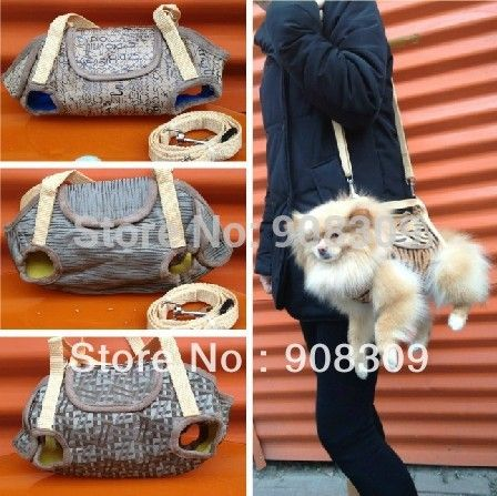 HOT Portable dog carrier pet travel carry out bag pet package pet bag, designer dog kangaroo carrier bag Wholesale Free shipping-in Dog Carriers from Home & Garden on Aliexpress.com   Alibaba Group