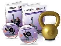 kettlebell workout dvd met kettlebell, €107,
