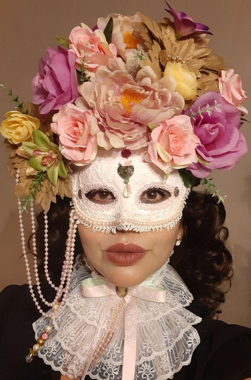 Antifaz o máscara para Carnaval in 2020 Halloween face
