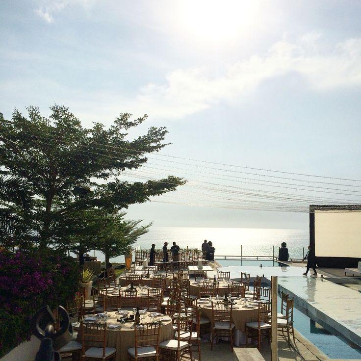 Breeze  #bali #wedding #sea #sun