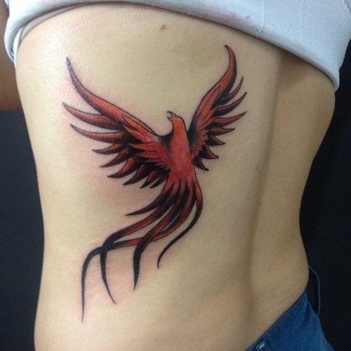 die besten 25 ph nix tattoo ideen auf pinterest phenix tattoo fliegendes phoenix tattoo und. Black Bedroom Furniture Sets. Home Design Ideas