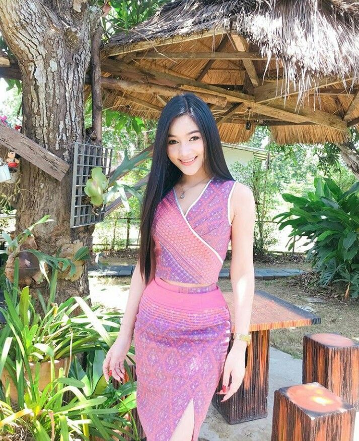 10f498d40 Pin by Karina Renee Casarez on Burmese Days in 2019 | Myanmar traditional  dress, Traditional dresses, Dresses