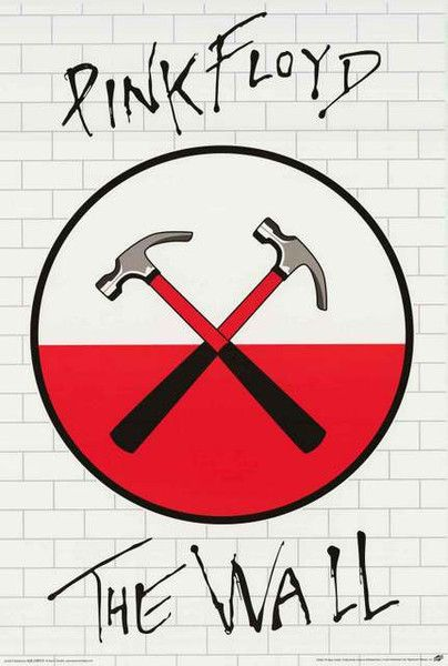 Pink Floyd The Wall Hammers Poster 24x36 – BananaRoad