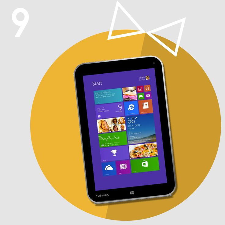 """Christmas Gift Idea #9 - TOSHIBA Encore WT8 Tablet  If you're on a lookout for an inexpensive but good-quality tablet, you should look no further. This TOSHIBA tablet has all you need an more: 8"""" Multi-Touch, High-Brightness display; 32GB SSD Drive and 7 hour battery! What's best, we've just reduced the price to €199!   Here's some more specifications if you need them: http://www.toshiba.ie/laptops/tablets/encore/encore-wt8-a-102/  Or just pop over to the store and see it in action."""