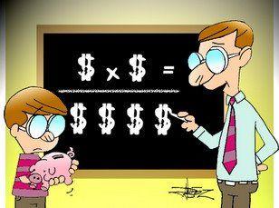 Agora sim!!!! Educação Financeira nas escolas!!!