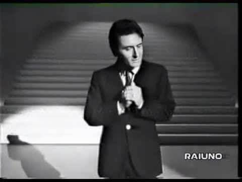Pino Donaggio - Io che non vivo (senza te) - YouTube