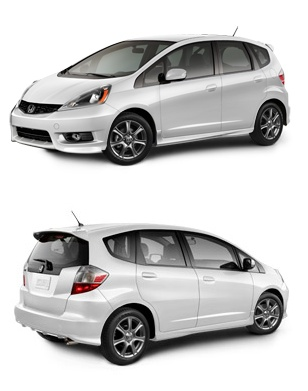 Live out of My cute Honda Fit, live simply,economically, free to go, and be as minimalist as it gets:)