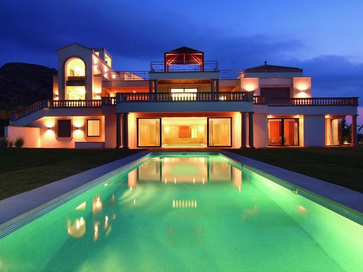 If Its Hip, Its Here: The Cielo de Bonaire. Just A Little $70,000,000. Hilltop Villa in Mallorca For Sale.