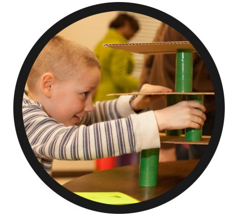 """Welcome to Get Caught Engineering, a resource site to help teachers and parents connect """"classroom learning"""" with real life applications in STEM: science, technology, engineering and math. Our goal is to provide lessons, ideas, and references for hands-on engineering experiences that excite and challenge elementary children."""