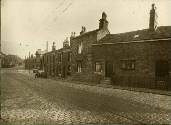 Chorley Old rd Doffcocker. Undated