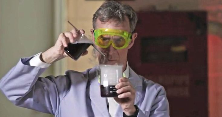 In a new Kickstarter campaign, filmmakers David Alvarado and Jason Sussberg seek to turn every '90s kid's favorite TV show, Bill Nye The Science Guy, into a film. The Bill Nye Film was inspired, of course, by The Science Guy himself.