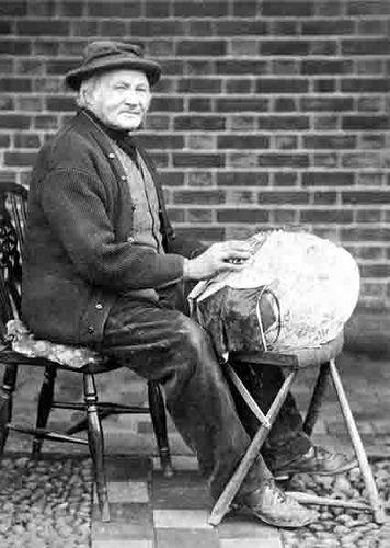 Runcorn Lacemaker Circa 1890