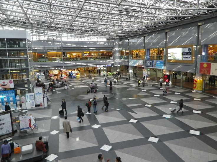 Shinchitose air port 新千歳空港