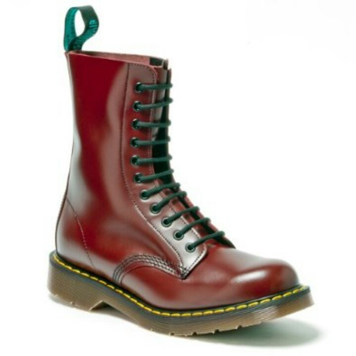 Solovair 981 Oxblood Boots In 2019 Dr Martens Boots