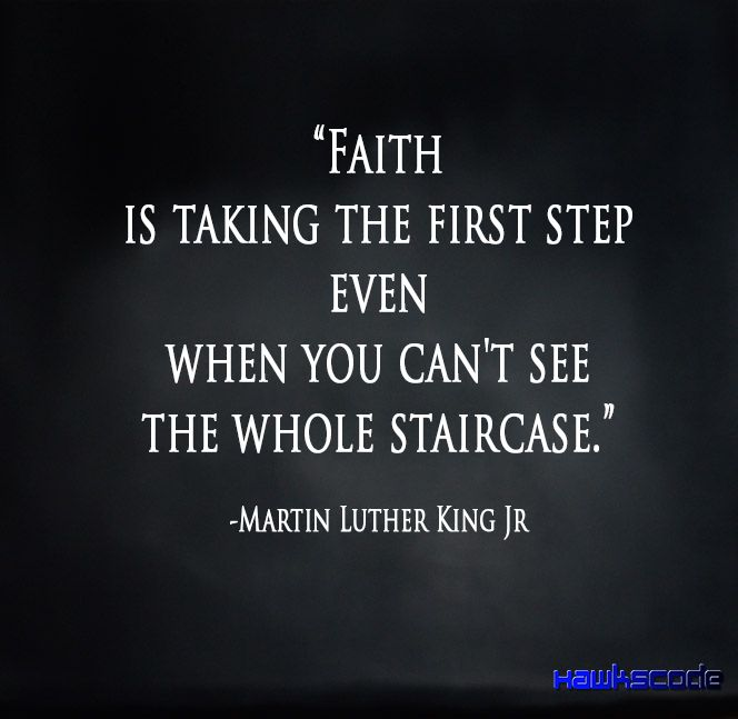 An #entrepreneur know where to put #faith, and take their first step, because #failure is first step of #success.