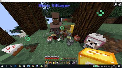 Minecraft-Herobrinemc100 világa: Minecraft 1.11.2 Lucky Block