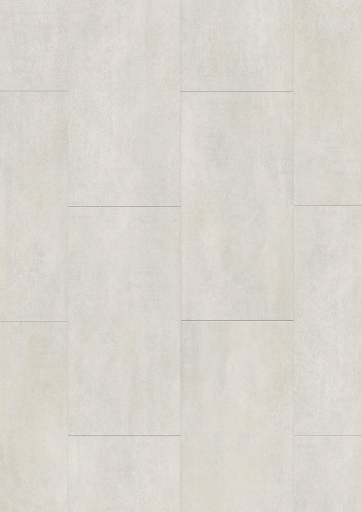 Pergo-Vinyyli Pergo Premium, 1300x320x4,5mm, Vaalea Concrete laatta 4V