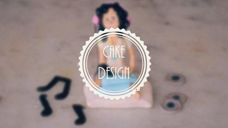 Şeker Hamuruyla Pasta Tasarımı (Cake Design Using Sugar Paste) Subscribe: https://www.youtube.com/channel/UCDhr1l6--Y1moSwSjN0KOyQ