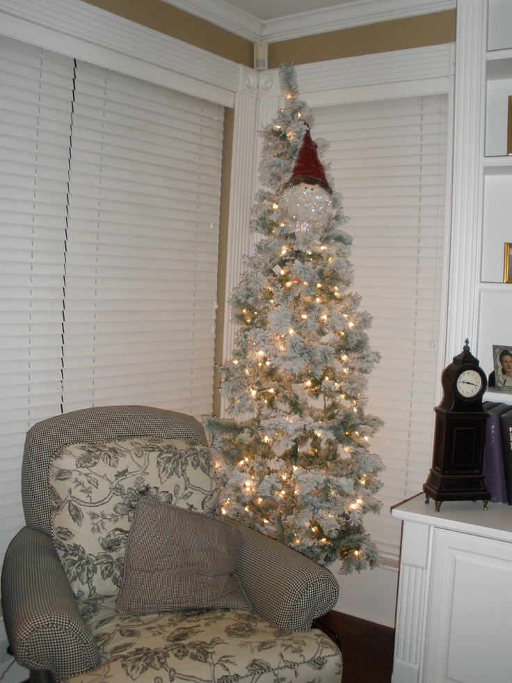 1000 Images About Skinny Christmas Trees On Pinterest