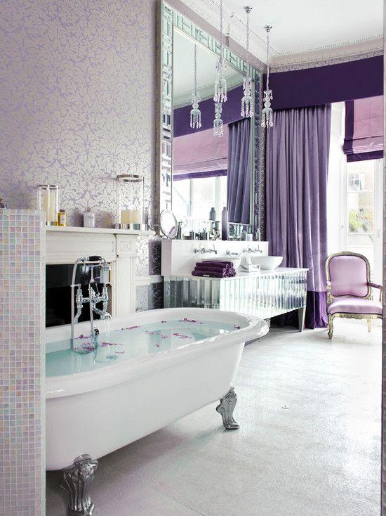 ehrfuerchtige inspiration wandlampe badezimmer schönsten bild der aeaacefaebd lavender bathroom purple bathrooms