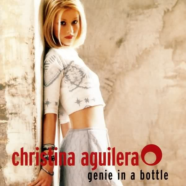 Genie In A Bottle is the 1st Single from Christina Aguilera's debut Album, 'Christina Aguilera'.