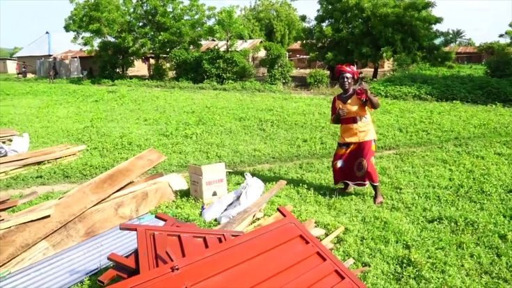 Нигерия: танец счастья #КрасныйКрест #RedCross #Активизм #Activism #Благотворительность #Charity #Волонтер #Volunteer