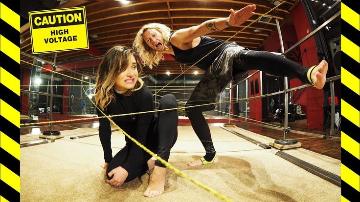 ELECTRIC SHOCK PRISON with Chachi Gonzales (Ultimate Expedition Episode 3) - YouTube