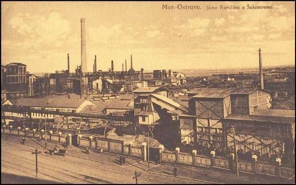 Ostrava - Karolína (1931)