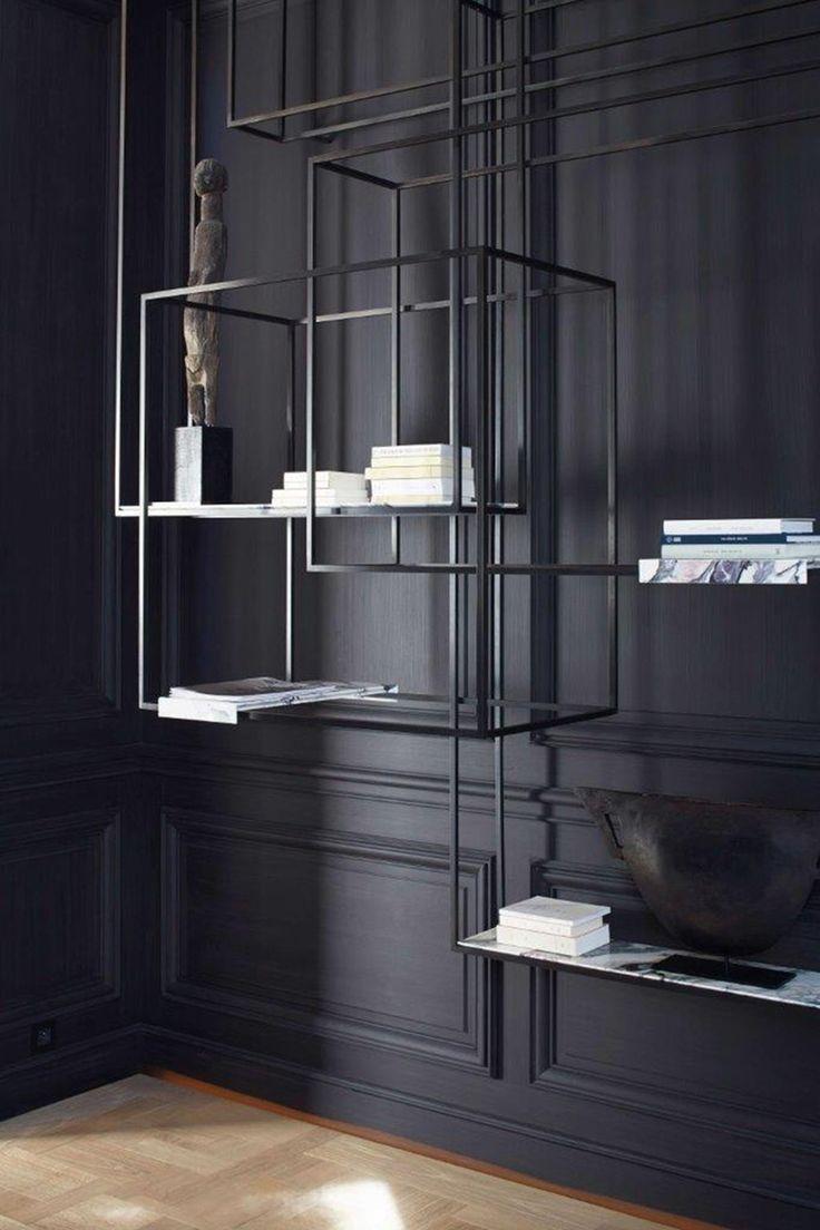 Black Room Interiorism Man