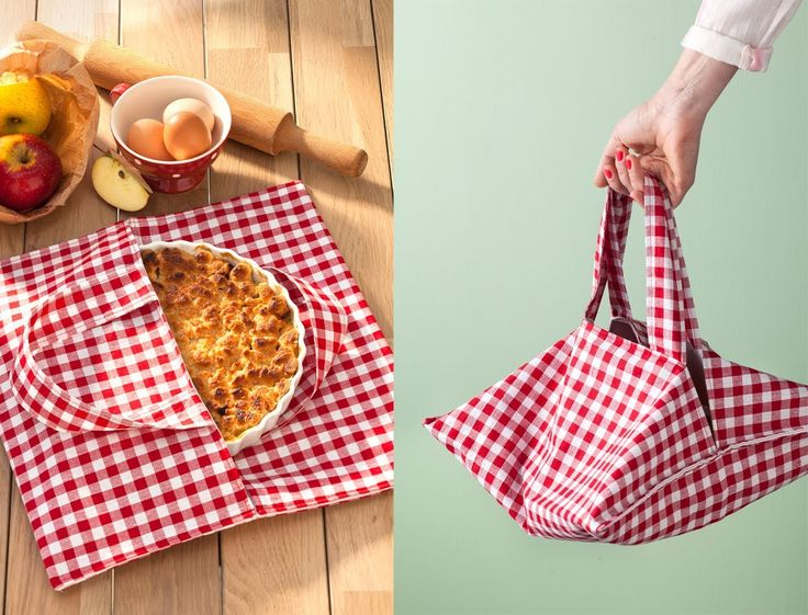 Comment fabriquer un sac à tarte ? - Tuto DIY Accessoires