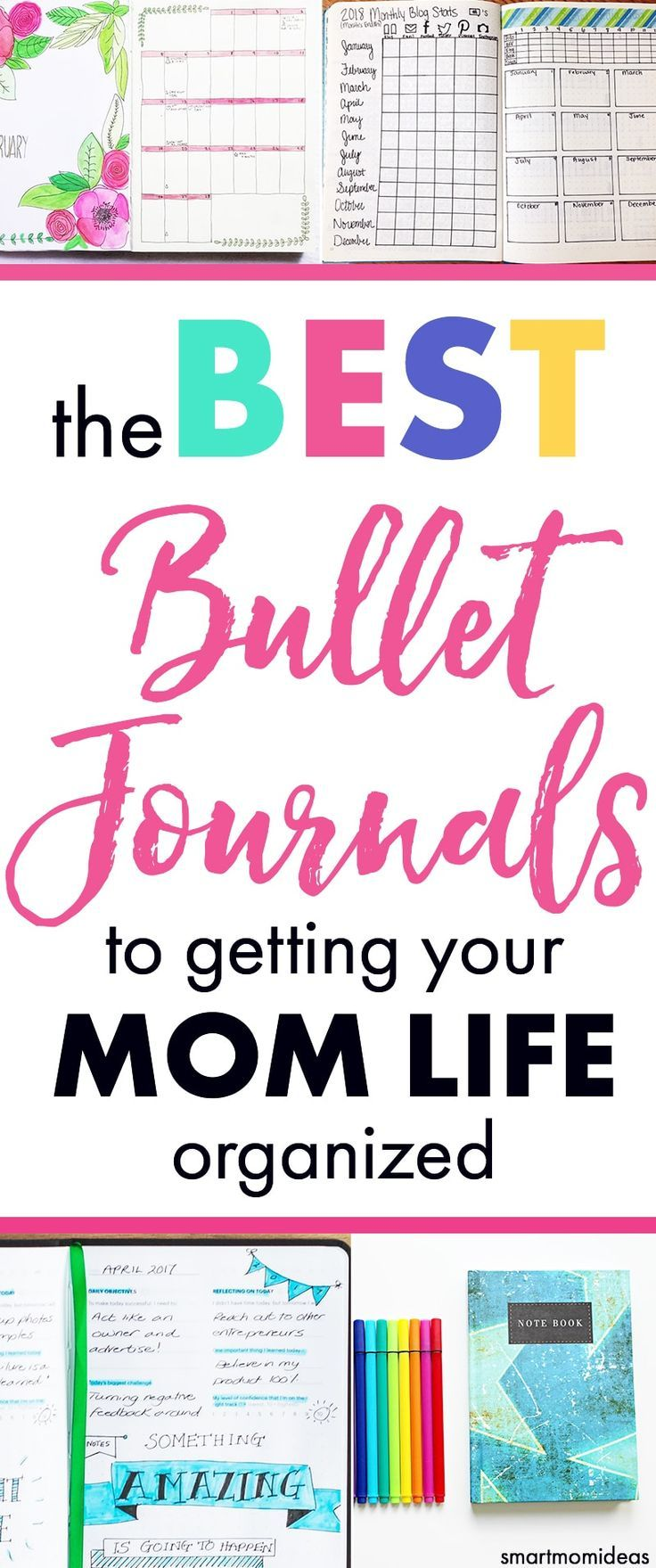 The best bullet journals for getting your mom life totally organized need some bullet journal ideas and layouts if you need help on how to start solutioingenieria Choice Image