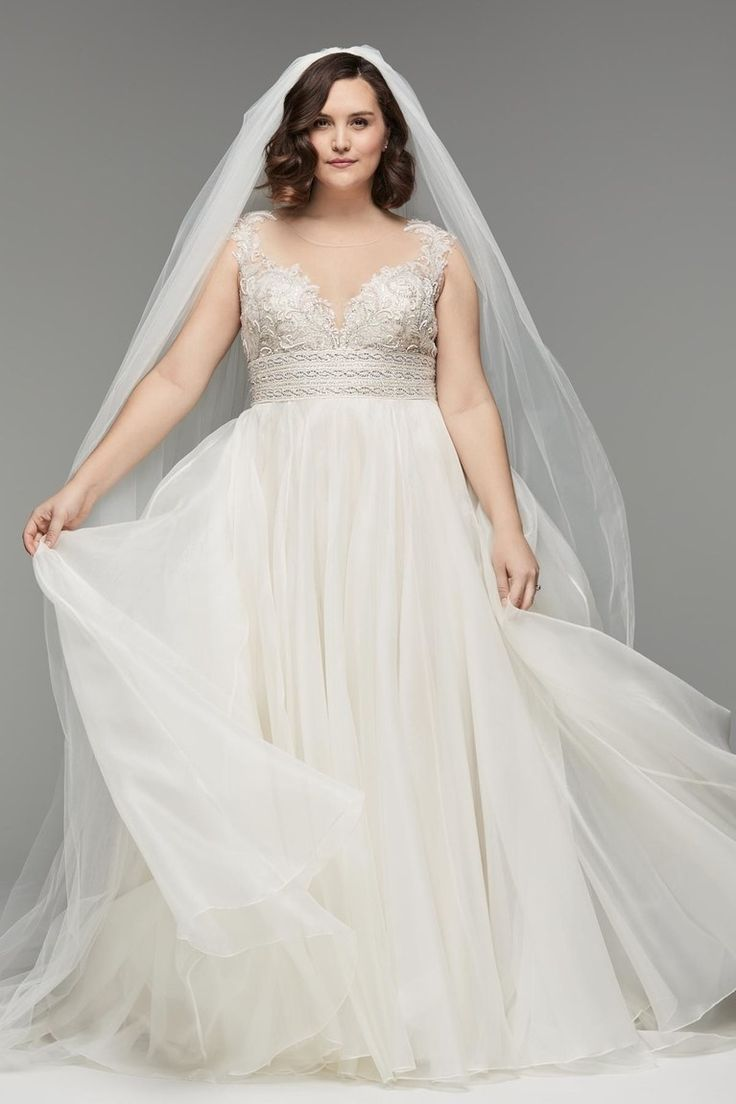 Wedding Dresses for Larger Ladies - Best Dresses for Wedding Check more at http://svesty.com/wedding-dresses-for-larger-ladies/