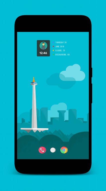 Cyan : androidthemes